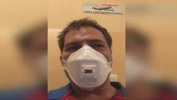 Polski kierowca poddany przymusowej kwarantannie we Włoszech. Spędził trzy dni w izolatce