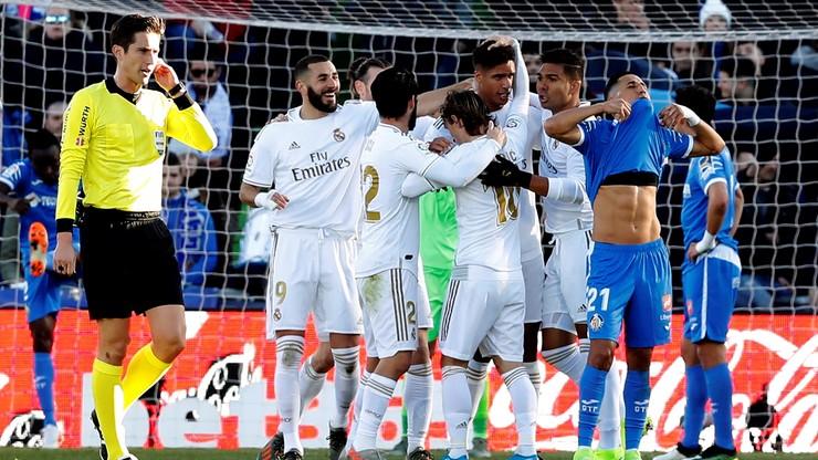 La Liga: Wysoka wygrana Realu Madryt