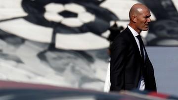 Liga Mistrzów. Zinedine Zidane: Mecz z Interem jest dla Realu jak finał