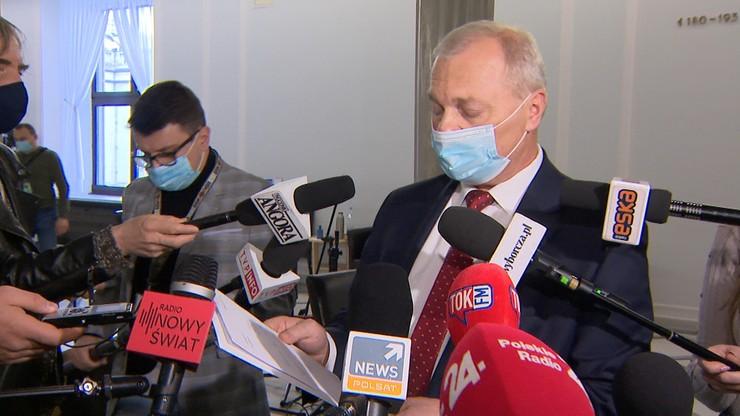 Kołakowski odszedł z klubu PiS. Poinformował o dalszych krokach