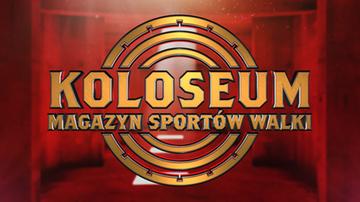 Koloseum: Rozmowa z bohaterami Genesis i Gamrotem. Transmisja w Polsacie Sport Extra i na Polsatsport.pl