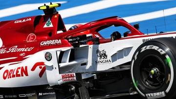 Hamilton najszybszy na Hungaroringu. Kolejny trening Kubicy