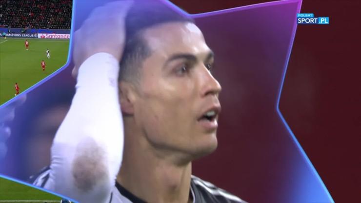 128 gol Ronaldo w Lidze Mistrzów!