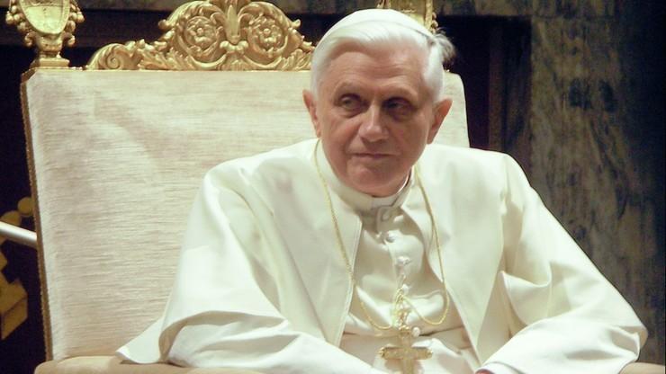 Nowe doniesienia ws. stanu zdrowia Benedykta XVI