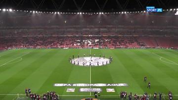 Arsenal FC - Eintracht Frankfurt 1:2. Skrót meczu