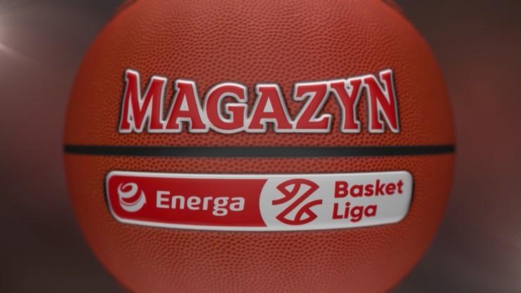 Magazyn Energa Basket Ligi: Ivan we Włocławku, Josh w Gliwicach