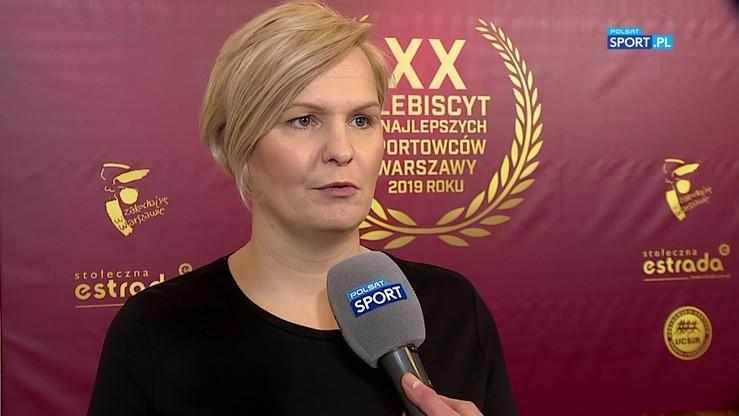 Jędrzejczak: Jestem dumna, że mogę być częścią Plebiscytu