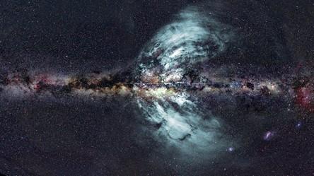 We Wszechświecie występują pęknięcia, ale nie są widoczne z Ziemi