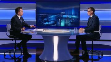 Premier: Trzaskowski razem z Tuskiem zabrali OFE