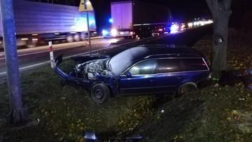 """""""Samochód się palił, musieliśmy wyciągać chłopczyka"""". Biedroń o ratowaniu ofiar wypadku"""