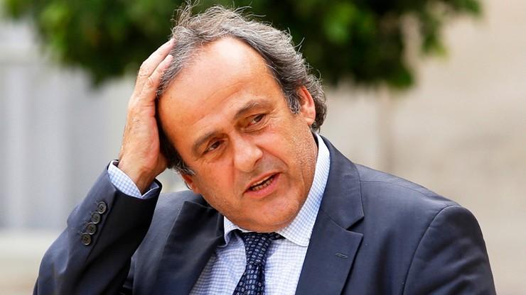 Platini osobistym doradcą szefa Związku Piłkarzy Zawodowych