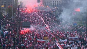 Marsz Niepodległości w Warszawie. Miasto składa zawiadomienie do prokuratury