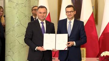 22 nazwiska w nowym rządzie Mateusza Morawieckiego
