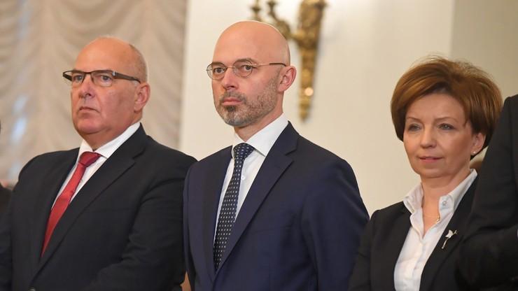 Nowe twarze w rządzie. Wśród nich ministrowie klimatu i zarządzania funduszami