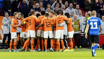"Holandia - Polska: Żelazna obrona i holenderski Hansi Flick. Wizytówka ""Oranje"""