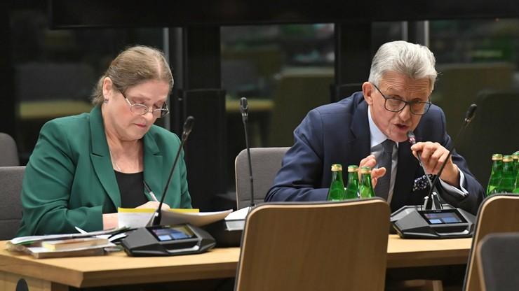 Sejm wybrał sędziów TK oraz członków TS