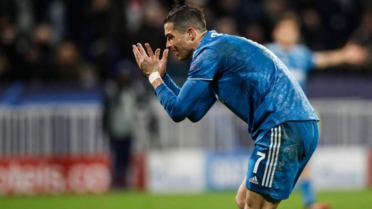 LM: Stara Dama bez zębów. Porażka Juventusu z Lyonem!