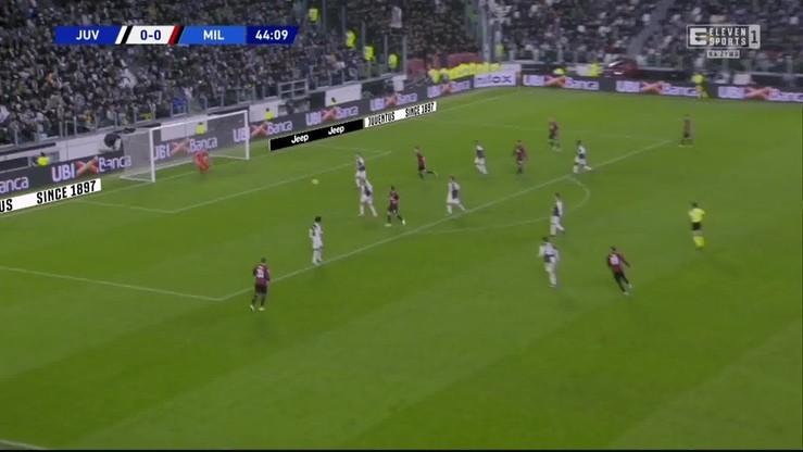 Juventus - AC Milan 1:0. Skrót meczu [ELEVEN SPORTS]