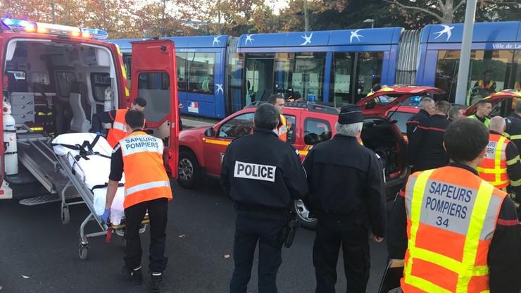 Zderzenie tramwajów we Francji. 50 osób zostało rannych