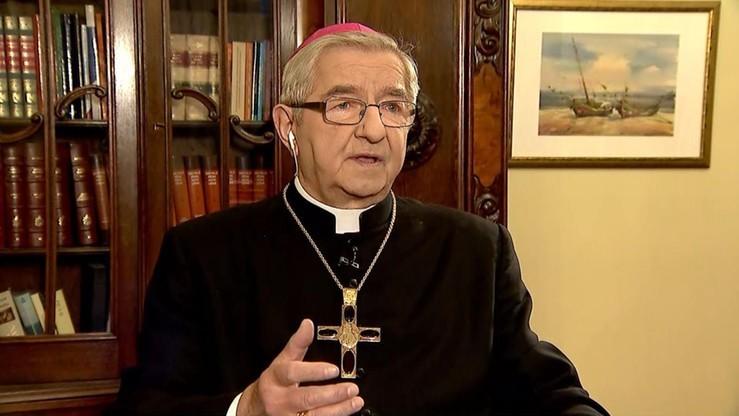 Arcybiskup Sławoj Leszek Głódź pod lupą Watykanu