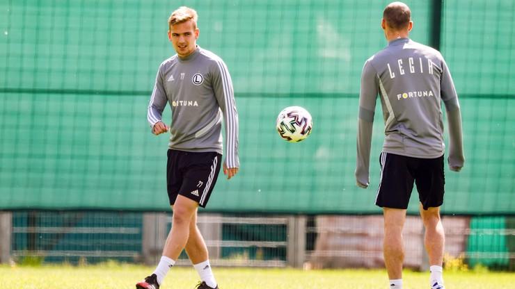 Były piłkarz Legii na testach medycznych w Śląsku Wrocław