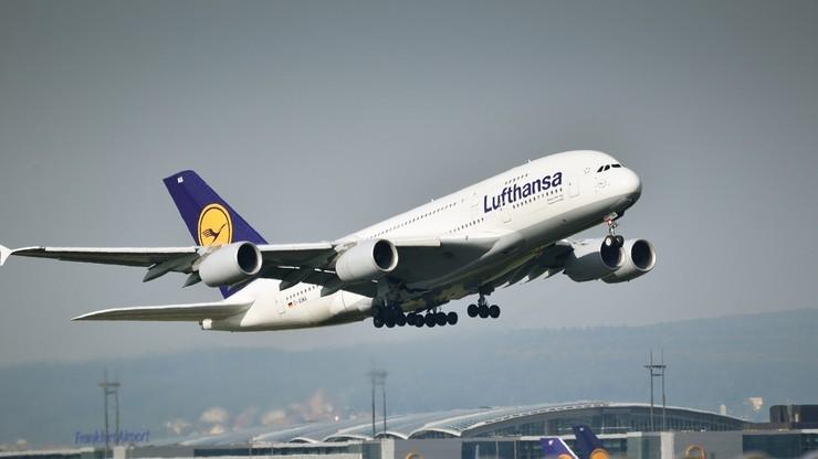 Lufthansa zawiesza loty do Chin