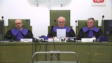Izba Dyscyplinarna SN uchyliła zawieszenie sędziego Juszczyszyna