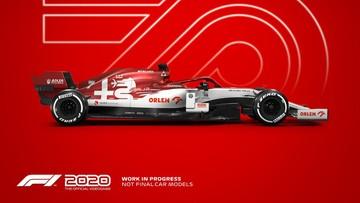 F1 2020: Kierowcy, których zobaczymy w grze. Wśród nich... tragicznie zmarły