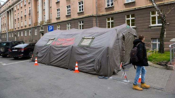 Nowe osoby zakażone koronawirusem w Polsce