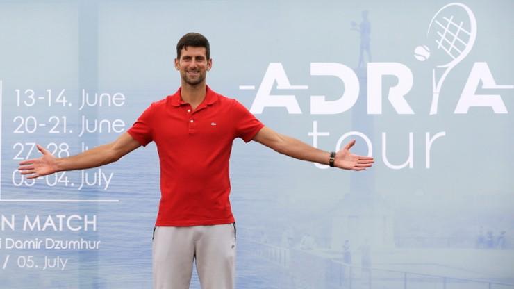 Kostyra: Djokovic może stracić funkcję szefa Rady Zawodników ATP