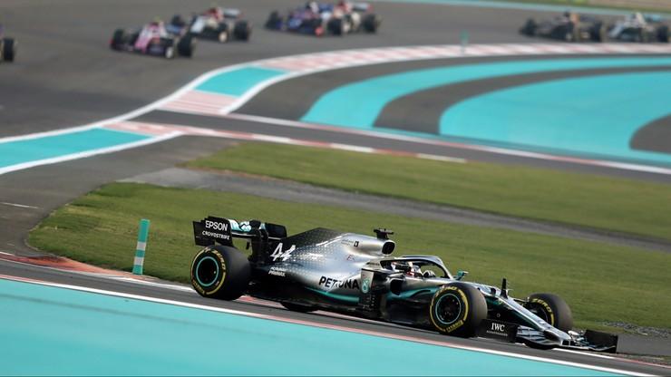 Magazyn Formuły 1: Hamilton najszybszy w ostatnim wyścigu sezonu