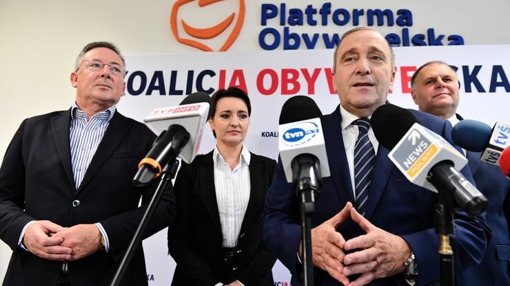 Prawybory kandydata KO na prezydenta, jeśli Tusk nie zdecyduje się na start