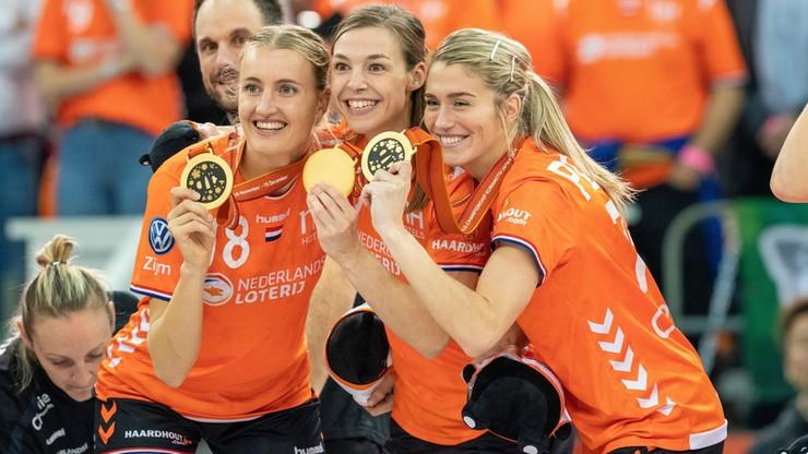 Piłkarki ręczne drużyną roku w Holandii, choć... nie było ich wśród kandydatów