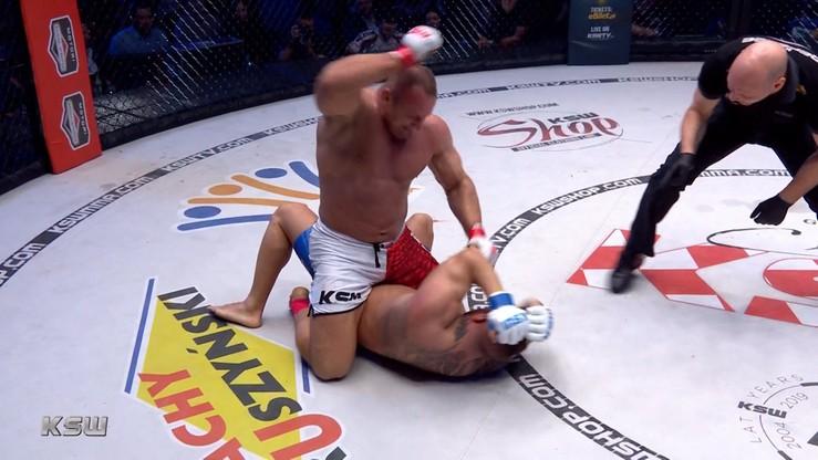 KSW 51: Pudzianowski rozbił Juna. Efektowny nokaut w walce wieczoru