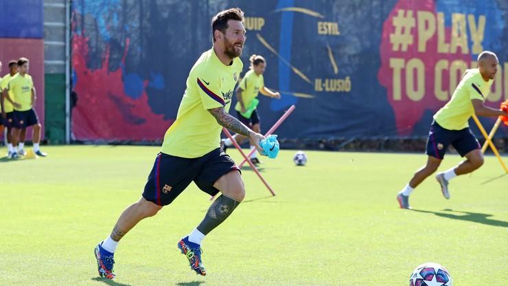 Piłkarskie trzęsienie ziemi. Messi zdecydował się odejść z Barcelony