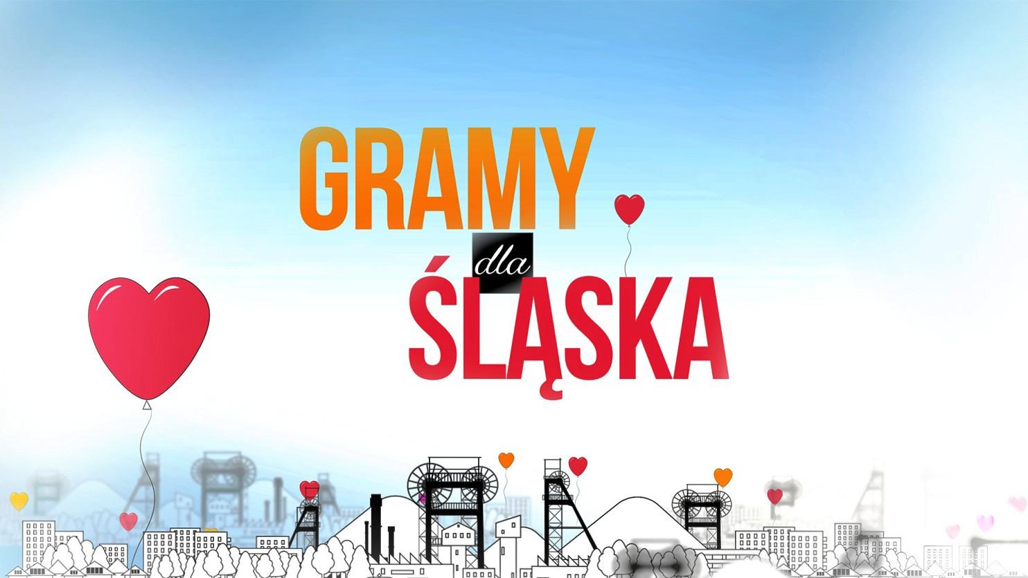 """Gramy dla Śląska"": Oglądaj koncert i pomagaj!"
