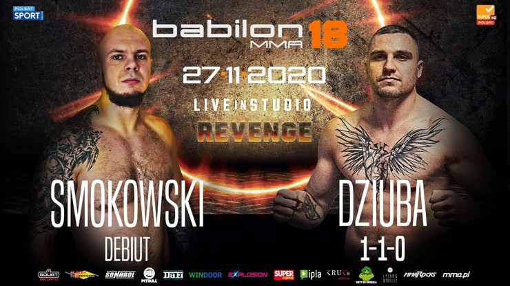 Babilon MMA 18: Potężny debiut w wadze ciężkiej