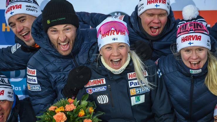 Gwiazda fińskiego biathlonu zakończyła karierę