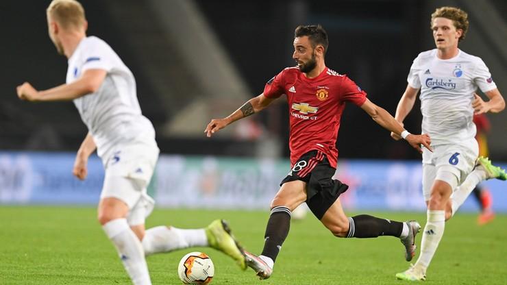 Liga Europy: Manchester United wyrwał półfinał rewelacji rozgrywek