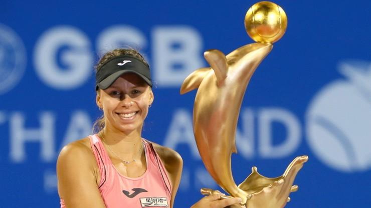 Ranking WTA: Barty nadal prowadzi. Spadek Linette