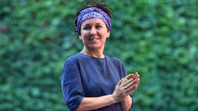 Ogromny sukces! Olga Tokarczuk laureatką Literackiego Nobla