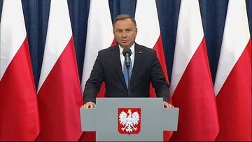 Prezydent: w czasie epidemii w Polsce nie zmarło ani jedno dziecko