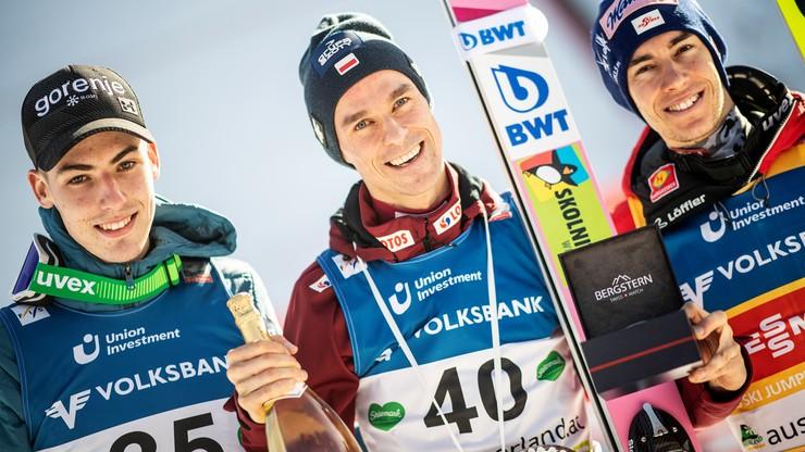 Puchar Świata w skokach narciarskich. Żyła wygrał zawody w Bad Mitterndorf