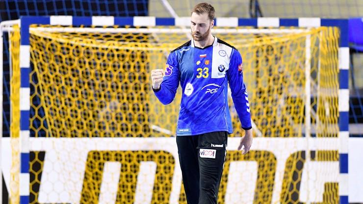 Liga Mistrzów: Bramkarz PGE VIVE znów zachwycił EHF