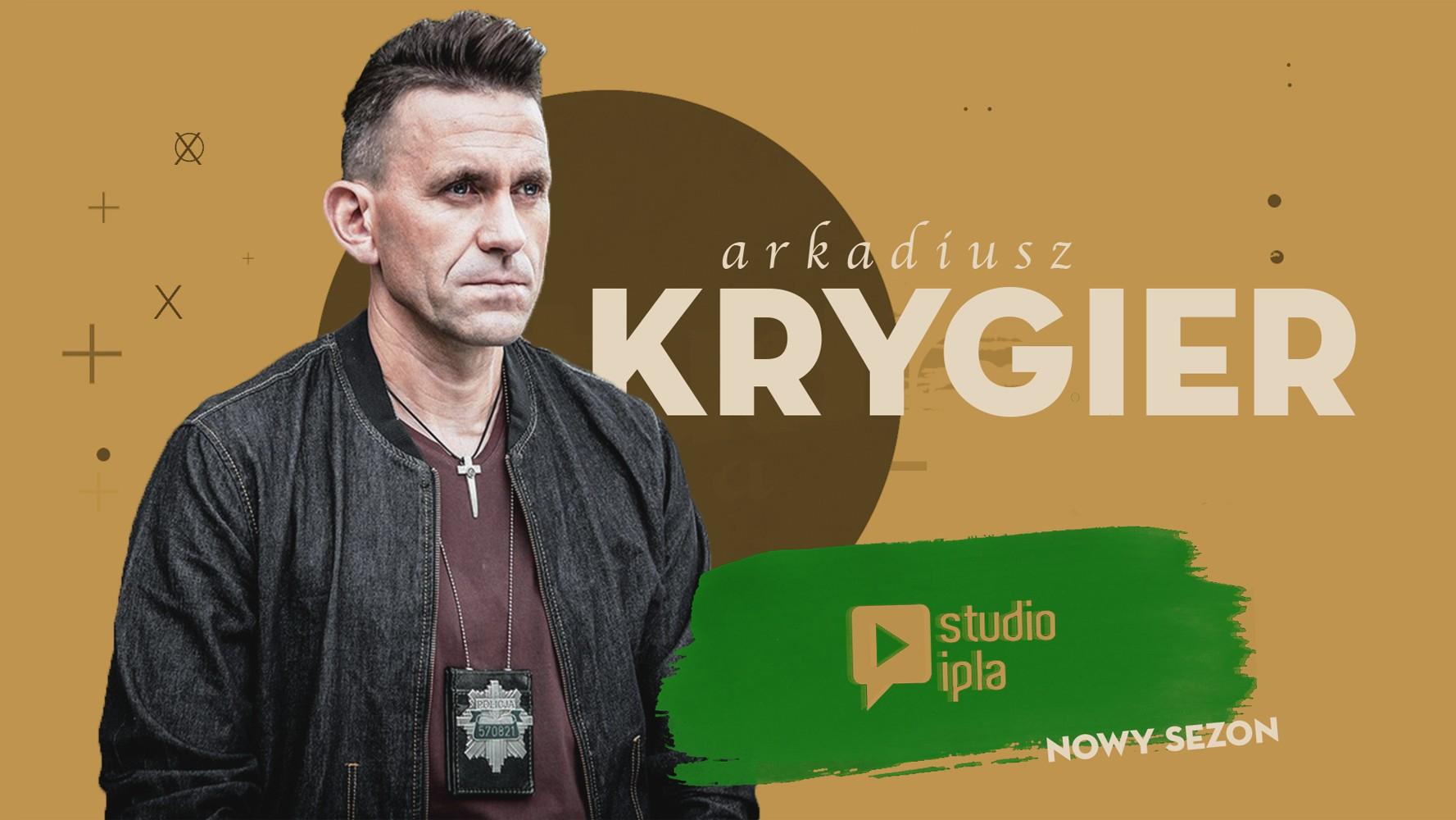 Arkadiusz Krygier w Studio IPLA: Miałem przy niej tremę!