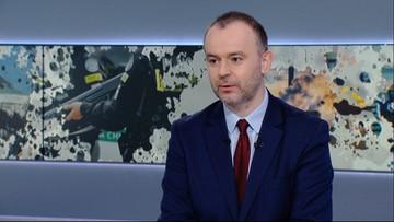 """""""Ochrona społeczeństwa ważniejsza niż uzysk polityczny"""". Mucha o decyzji prezydenta"""