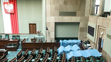 Pierwsze posiedzenie nowego Sejmu. Dymisja rządu, wybór marszałka i wicemarszałków