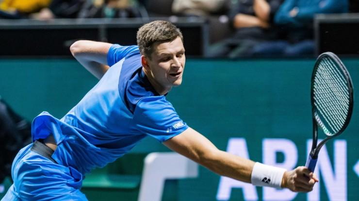 Ranking ATP: Djokovic i Hurkacz bez zmian, awans Majchrzaka