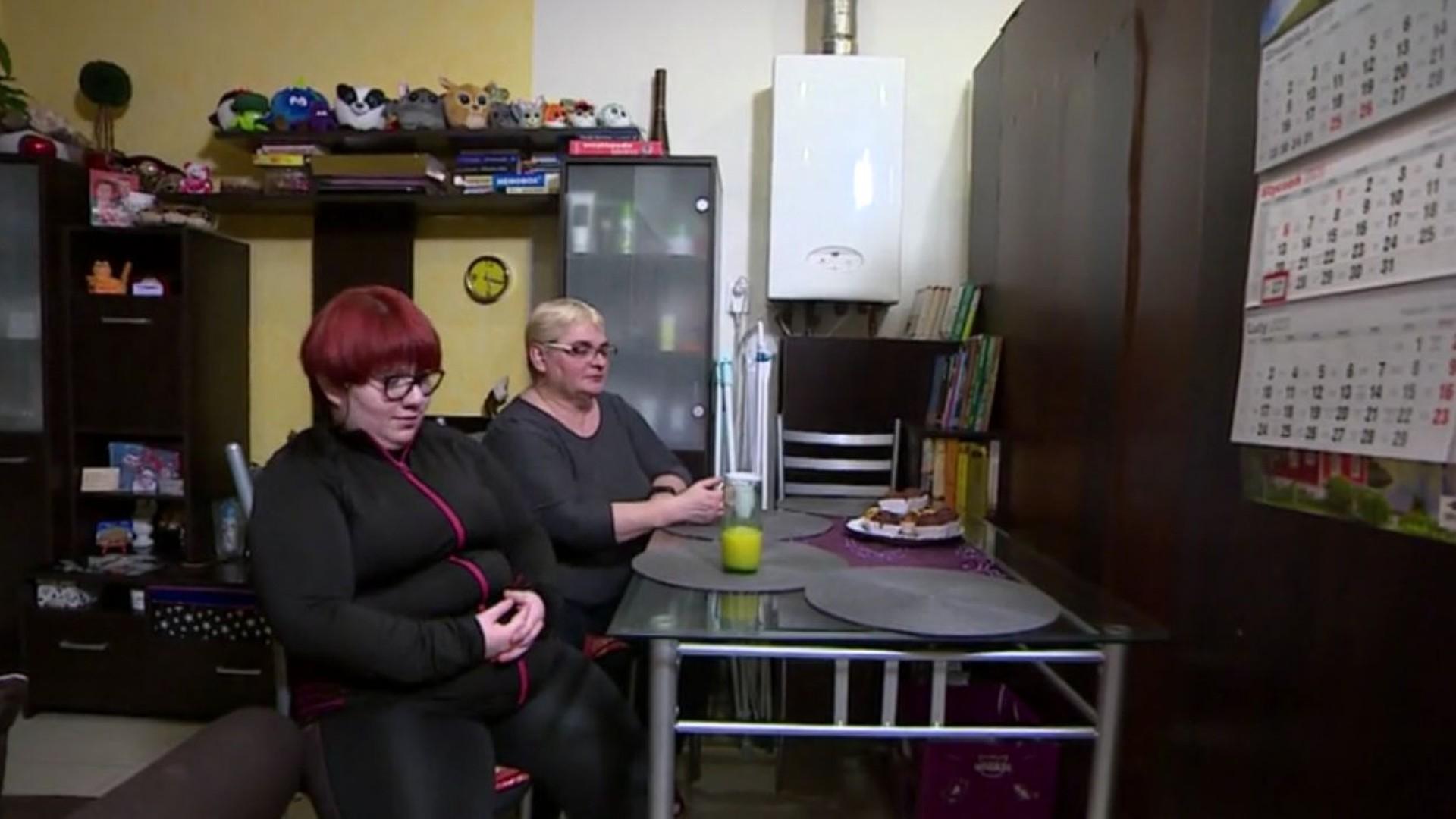 Matka z córką są niepełnosprawne. Proszą o mieszkanie komunalne