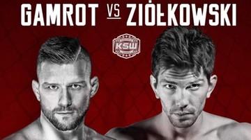 KSW 54: Gamrot - Ziółkowski. Transmisja w PPV. Gdzie obejrzeć?
